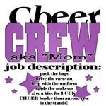 Cheer Crew aka Mom