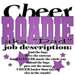 Cheer Roadie Dad