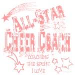 All Star Cheer Coach
