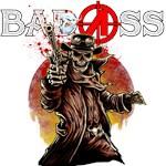 Badass Gunfighter