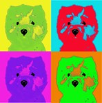 Pop Art Westies