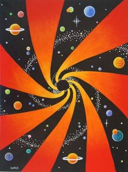 HYPNOTIC SPACE ART