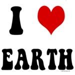I Love (Heart) Earth