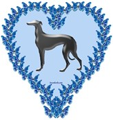 Greyhound Valentine Gifts