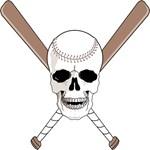 Baseball Skull