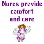 Nurses Provide Comfort and Care