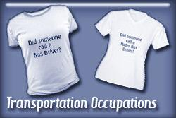 Transportation T-shirts and Gifts