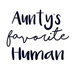 Aunty's Favorite Human