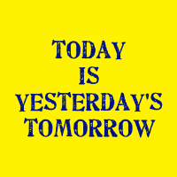 Today is...