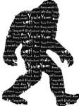 Sasquatch Bigfoot Yaren Yowie