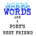 Words are a Poet's best friend