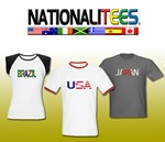 International Themed Shirts For The World
