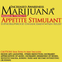 Maximum strength Marijuana