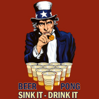 Sink it Drink it Abe