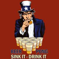 Sink it Drink it Abe