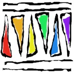 Funky Rainbow Triangles