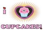 I heart Cupcakes