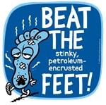 Beat the Stinky Feet!