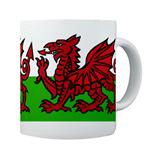 Welsh Flag Other Stuff