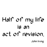 John Irving Quote