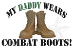 Daddy Wears Combat Boots