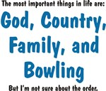 Bowling Priority