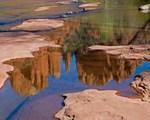 Sedona, Arizona Reflections 4021