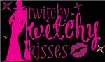 ™ Twitchy Witchy Kisses