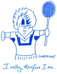 Badminton Globs