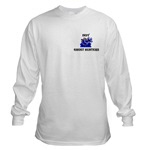 Indy Ghost Hunters Long Sleeve Apparel