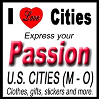 I Love U.S. Cities (M - O)