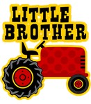 Red Tractor Little Brother