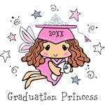 Graduation Princess Personalized