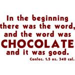 Chocolate Word