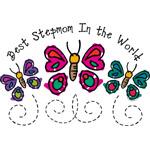 Butterfly Best Stepmom