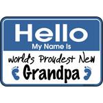 Hello New Grandpa