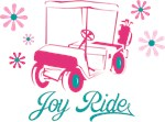 Ladies Golf Joy Ride