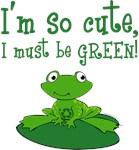 So Cute Green