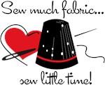 Sew Much Fabric