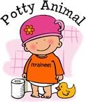 Potty Animal Girl