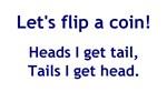 Let's flip a coin