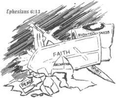 Ephesians 6:13, God's Armor