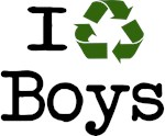 I recycle Boys
