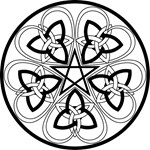 Celtic knot and more