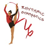 Ribbon Rhythmic Gymnastics