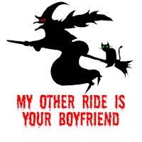 Halloween witch shirts for sexy Halloween witches