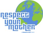 Respect Your Mother (blue)