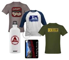 ClimbAddict Promotional Items