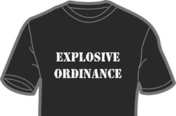 Explosive Ordinance