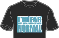 I'm Far From Normal